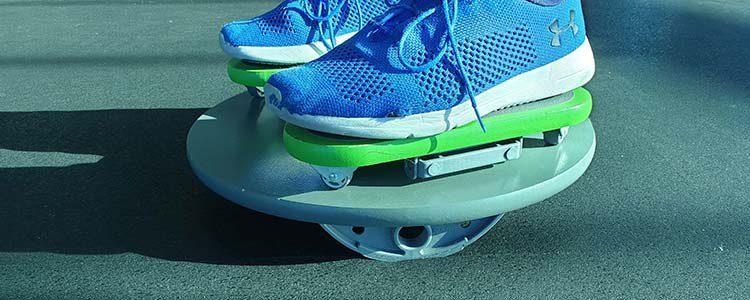 Vpliv propriocepcije na ravnotežje